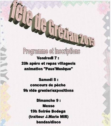 Fête de Grézian du 7 au 9 août | Vallée d'Aure - Pyrénées | Scoop.it