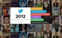 Twitter crée sa rétrospective 2012 | Social Media Marketing - Sarah Rumeau | Scoop.it