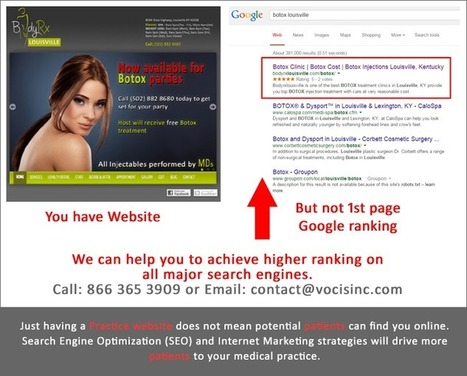 Search Engine Optimization (SEO) and Internet marketing for Physicians and Healthcare professionals | Wordpress Design and Development Company | Scoop.it