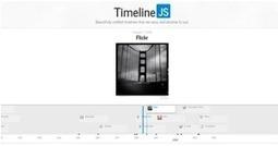 Créer des frises interactives avec Timeline JS | Ressources pour la Technologie au College | Scoop.it