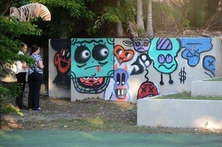 Why is Justin Bieber infatuated with spray paint? - San Jose Mercury News   Graffiti Art Studio   Scoop.it