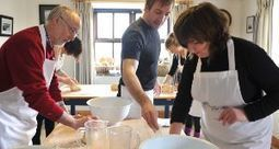 Getting back to the basics of bread-making on Heir Island - Irish Examiner | bread | Scoop.it