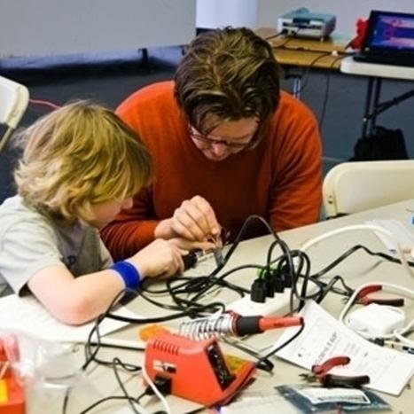 Creating Makerspaces in Schools | Makerspaces | Scoop.it