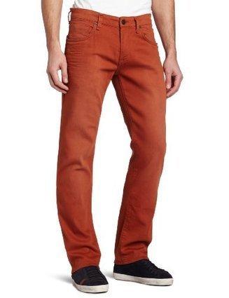 –>  0045313945 Mavi Mens Zach Stretch Denim, Rust, 38/32 Mavi Rust | levi's jeans for men on sale | Scoop.it