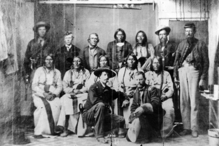 My Great-Great-Grandfather and an American Indian Tragedy | Colorful Prism Of Racism | Scoop.it