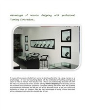 Advantages_of_Interior_designing_with_professional_Turnkey_Contractors | Interiors designing services | Scoop.it