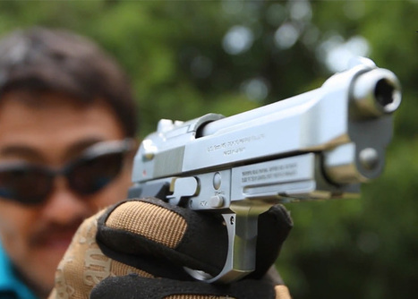 Tokyo Marui M9A1 Full Auto EBB Review | Airsoft Showoffs | Scoop.it