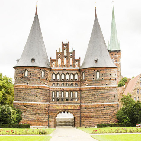 Holstentor (Holsten Gate), Germany - Map, Facts, Location, History | Travel Tips | Scoop.it