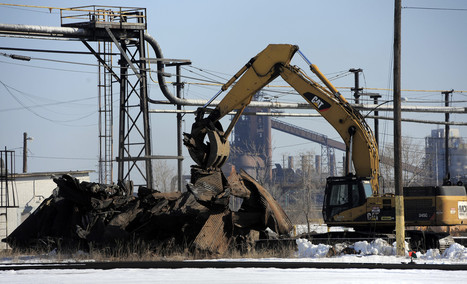 Sparrows Point owners warned on environmental allegations | Suburban Land Trusts | Scoop.it