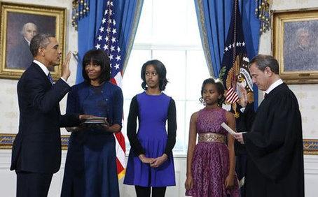 Obama 4 yeminle tarihe geçiyor - Dünya Gündemi Haberleri | Dünya'da neler oluyor? | Scoop.it