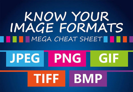 Connaissez-vous vos formats d'images ? - iWebContact | Strategy, Web Marketing and Branding, SEO & SEM | Scoop.it