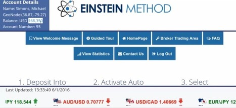 Insider John Binary APP 810 | Einstein Method Review Is Einstein Method Profits SCAM Or Not? | Scoop.it