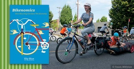 Elly Blue: How Bicycling Can Save the Economy - RTC TrailBlog - Rails-to-Trails Conservancy | Suburban Land Trusts | Scoop.it