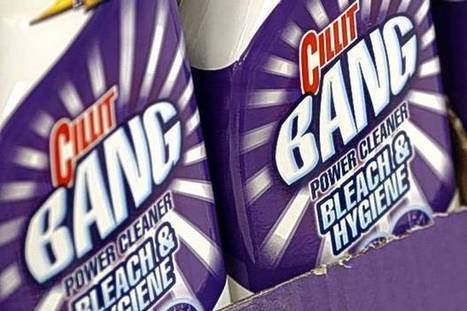 Reckitt Benckiser held back by Brazil and India slip | Insights into International Business | Scoop.it