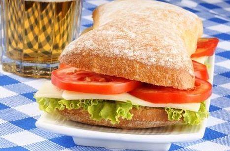 ¿Cuál es la diferencia entre panino y piadina?   La Nevera Roja   Scoop.it