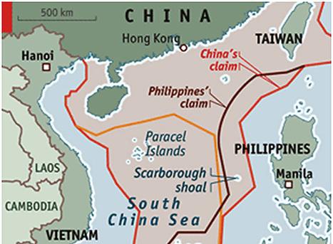 La Chine et ses frontières: Risk ou Monopoly? - Les Clionautes | Marketing | Scoop.it