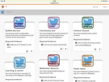 Badge List - Digital credentials for organizations | Open Badges, badges, badges, badges.... | Scoop.it