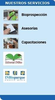 Instituto Nacional de Biodiversidad (INBio) - Costa Rica | BIODIVERSIDAD 2014-1 | Scoop.it