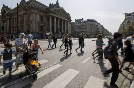 "Air quality in Brussels pedestrian zone 'surprisingly good', study shows | Do you know ""Belgium""? ベルギーって言う国知ってますか? 