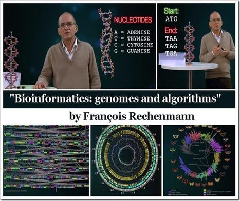 """Bioinformatics: genomes and algorithms"" by François Rechenmann | bioinforamtics | Scoop.it"