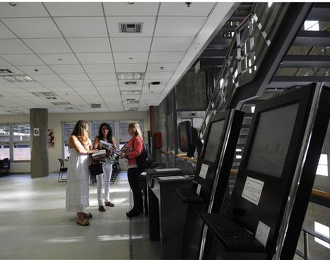 Tres bibliotecas rosarinas y sus experencias con soportes digitales - LaCapital.com.ar | Edutics | Scoop.it