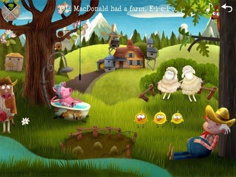 Want to create a storybook? Do your homework first! | Kwiksher | Publishing Digital Book Apps for Kids | Scoop.it