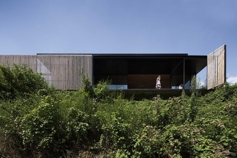 Free planned: Sawmill House by Archier Studio | architecture | Scoop.it