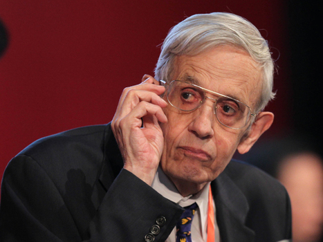 Why John Nash Matters | Criminology and Economic Theory | Scoop.it