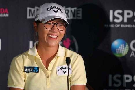Lydia Ko wins Supreme Halberg award - 3News NZ | LOVE Golf NZ | Scoop.it