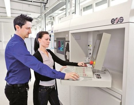 Une aide fiscale pour les PME qui investissent dans l'impression 3D : Interview du député Jean Grellier | FabLab - DIY - 3D printing- Maker | Scoop.it