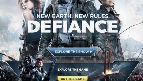 Defiance – defying the odds | #transmediascoop | Scoop.it
