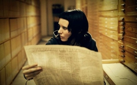 The Girl with the Dragon Tattoo: new author signed up for fourth book - Telegraph   Literary   Scoop.it