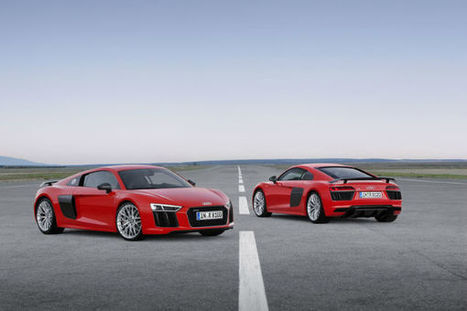 Audi R8 Ready to Launch | Magazine | Scoop.it