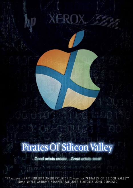 Knowledge Streak: Review: Pirates of Silicon Valley | Knowledge Streak. | Scoop.it