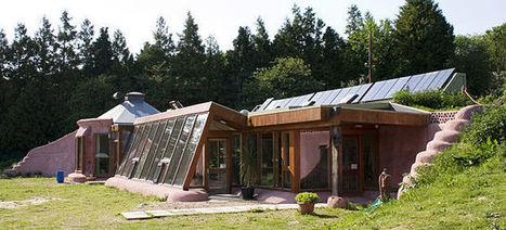 Qu'est-ce qu'un géonef ? | Maison ossature bois écologique | Scoop.it