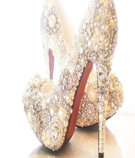 high heal shoes for bridal 2014 | Zquotes | Hairstyles 2014 | Scoop.it