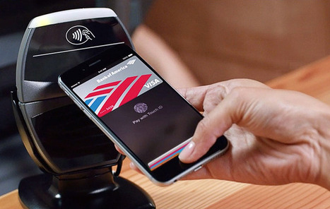 How Apple and NFC Just Made Flying and Paying at Airports Easier and Faster | M-Commerce | Scoop.it