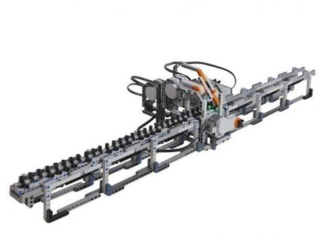 MAKE | Lego Turing Machine | EEDSP | Scoop.it
