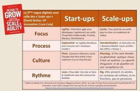 Après les « Dot.com » et les « Start-ups », voici les « Scale-ups ». Une « 3ème VAGUE » DIGITALE ENCORE PLUS PUISSANTE?   Leadership et Management   Scoop.it