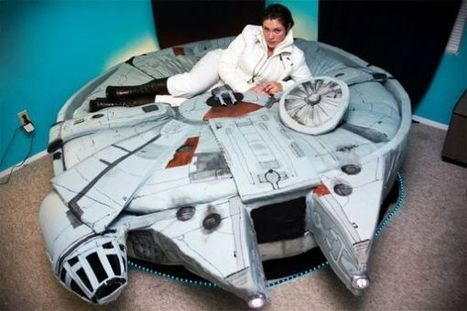 The Best Star Wars Furniture That Imperial Credits Can Buy | Funky Fabulous Furniture | Scoop.it