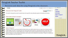 A ThingLink Toolkit of Resources for Teachers | Educational tools, resources, ideas, & other interesting things | Scoop.it