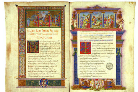 The Vatican is putting its priceless manuscripts online | Libraries & Archives 101 | Scoop.it