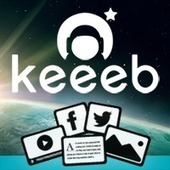 Keeeb – Save, organize, and share whatever you find and love. | Education 3.0 | Scoop.it