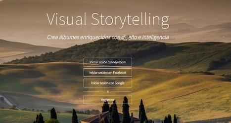 Crea historias gráficas en forma de álbum con esta herramienta | Estoy explorando | Scoop.it