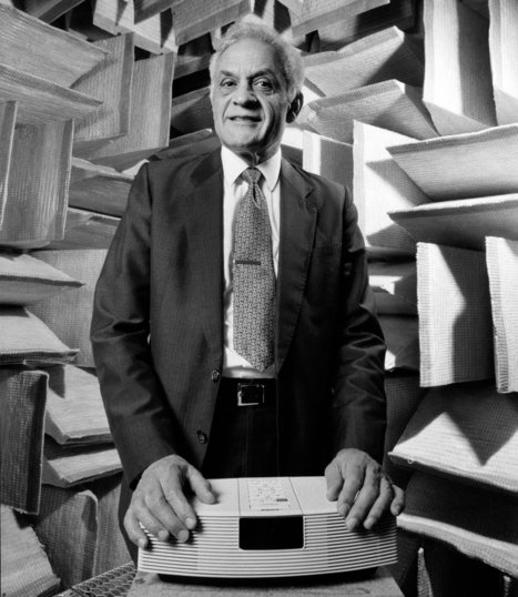 Amar G. Bose, Acoustic Engineer and Inventor, Dies at 83 | Desi Notes | Scoop.it