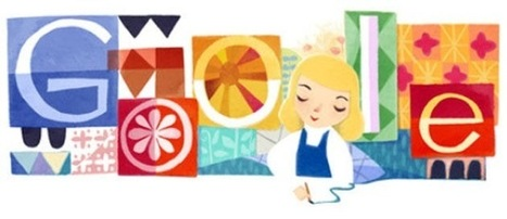 CMYK - A World Of Colour: Colourful Google Doodles   CMYK – A wide range of amazing colour!   Scoop.it