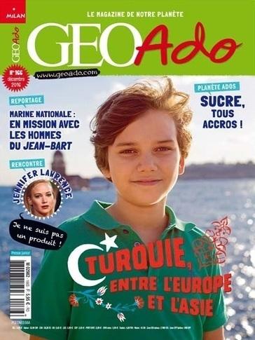 Géo Ado n° 166 - Décembre 2016 | PRESSE au CDI : c'est le Bouquet ! Collège Le Verger | Scoop.it
