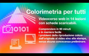 Nuovo corso online: Colorimetria per tutti | Teaching and Learning | Scoop.it