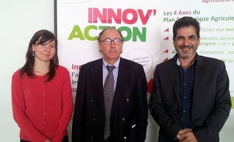 "Innov'action: «les agriculteurs parlent aux agriculteurs» | ""Viticulture en gironde"" | Scoop.it"