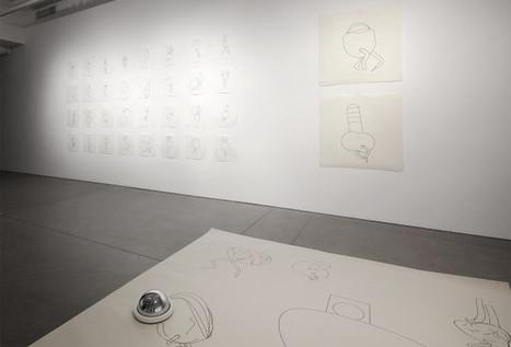 Robot de Dibujo Autónoma de Matthias Dörfelt, decidido a reproducir | Tecnología e información | Scoop.it